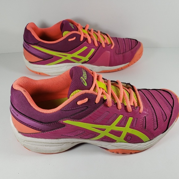 Asics Shoes - ASICS E654Y Women's Gel-Solution SLAM3 Size 7